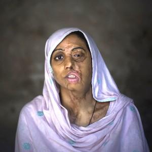 Shameem Akhter, 18, afghanisches Ehrenmordopfer