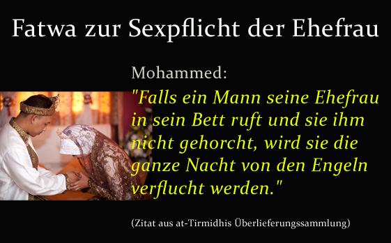 ehefrau verliehen mastrubieren islam