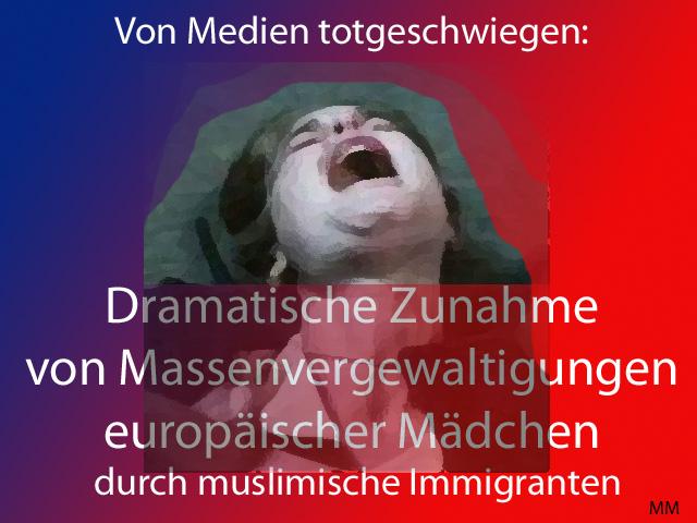vergewaltigung deutscher frauen durch asylsuchende