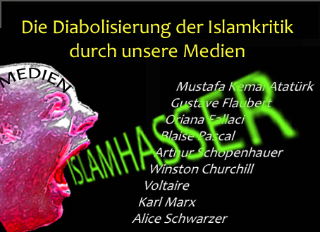 Diabolisierung der Islamkritik