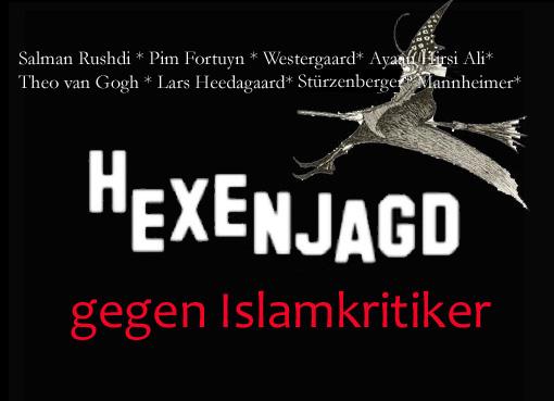 Hexenjagd gegen Islamkritiker