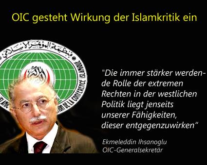 OIC und Islamkritik
