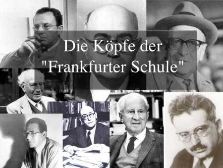 Frankfurter Schule Koepfe
