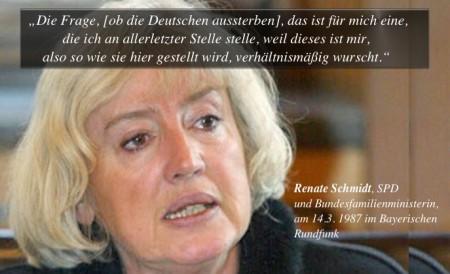 Renate Schmidt SPD
