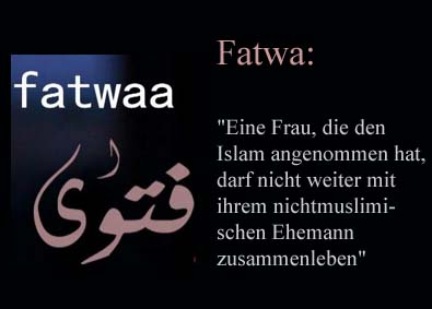 michael mannheimer blog blog archiv fatwa eine frau die den islam angenommen hat darf. Black Bedroom Furniture Sets. Home Design Ideas