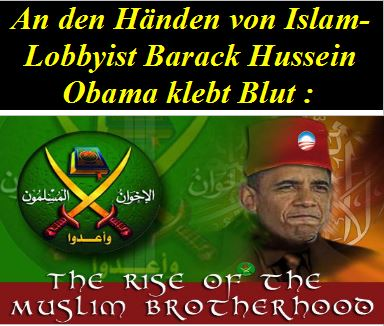Obama-Muslim brotherhood