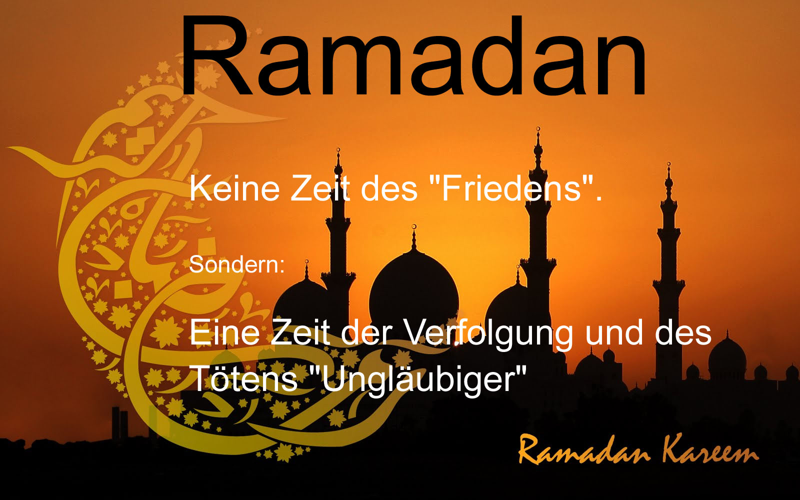 ramadan essay Assignments are our specialty the following sample assignment is just one of the many that our affordable custom-essay writers have written in the past, and are.