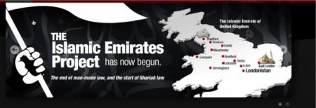 Islamic Kalifat england