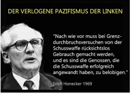Schiessbefehl DDR
