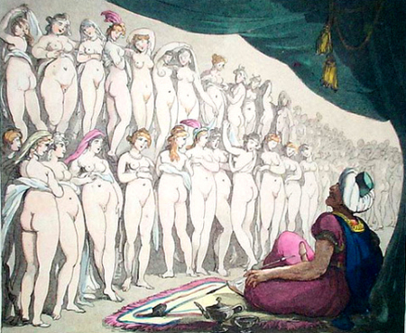 Sklavenmarkt Islam