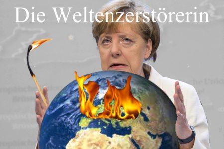 Merkel Weltzerstoererin2