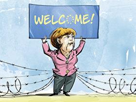 Merkel-migranten