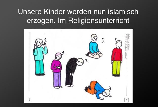 Mutter meldet Kind vom Religionsunterricht ab. 8-Jähriger konnte ...