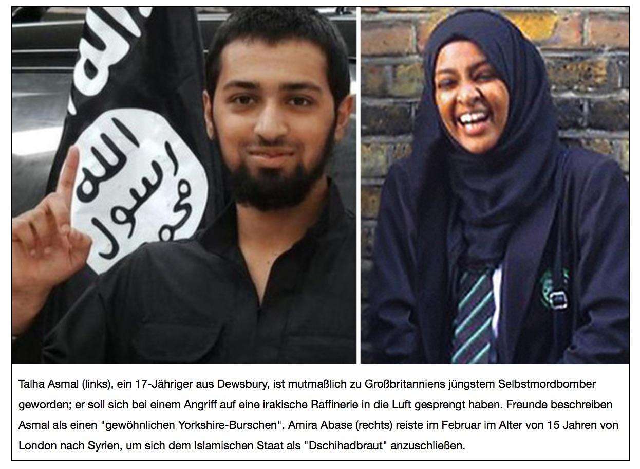 Gesammelte Fakten zur Islamisierung Englands | Michael Mannheimer Blog