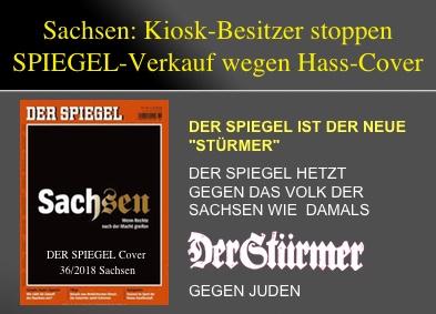 Medienhetze gegen widerst ndler archive michael for Spiegel cover 2018