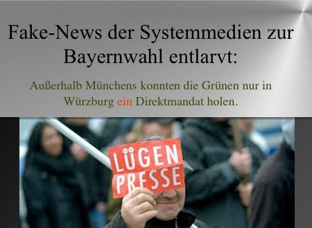 Die Bundesweiten Meldungen Der Systempresse Dass Die Grünen